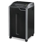 Fellowes 38420 Powershred® C 420 Continuous Use Strip Cut Paper Shredder, Light Gray/Black
