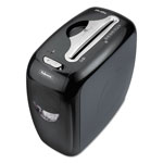 "Fellowes Cross-Cut Shredder, 12 Sheet Capacity, 9"" x 10"" x 15"", BK"