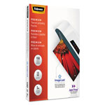 Fellowes Laminating Pouches, 5 Mil, Ltr, 150Sht/PK, Clear