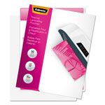 Fellowes Letter Size Laminating Pouches 11 1/2 x 9, 10 Mil, 50/Pack