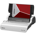 Fellowes Pulsar E Binding Machine, Medium Duty, Gray