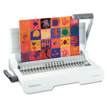 Fellowes Gray Light Duty Starlet 90 Binding System