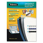 Fellowes Binding Kit, Assorted Colors