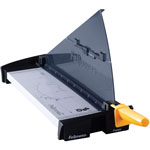 "Fellowes Fusion 180 Paper Cutter, 10 Sheets, Metal Base, 6 1/9"" x 18"""