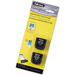 Fellowes SafeCut Rotary Trimmer Blade Kit, Straight, 2/Pack