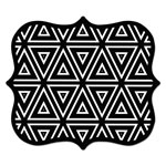 Fellowes DESIGNER MOUSE PAD GEOMETRIC