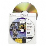 Fellowes 90659 Double Sided CD Sleeves