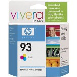 HP 93 Print Cartrid1 x Color (cyan, Magenta, Yellow) 175 Pages