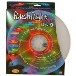 Nite Ize LED and Fiber Optics Illuminated Flying Disc, Disc O