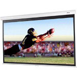 "Infocus Manual Pull Down Screen - Projection Screen - 92"" - 16:9 - Matte White - White"