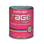 Fibreglass Evercoat Rage Gold Gallon