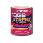 Fibreglass Evercoat Rage Extreme Premium Lightweight Body Filler Gallon