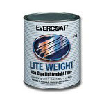 Fibreglass Evercoat Lightweight 3 Body Filler Gallon