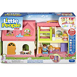 Fisher-Price Little People Surprise/Sounds Home, 1-5 Years