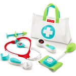 Fisher-Price Mini-MDs Medical Kit, 3-6 Years