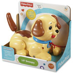 Fisher-Price Brilliant Basics Lil Snoopy, Ages 1 And Up