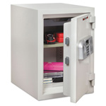 "Fireking 1-Hour Fire Safe, Electronic Lock,13-3/4""x16-3/4""x19-2/3"",WE"