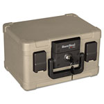 Fireking 15 Cu. Ft. Media File Fire Chest, Taupe
