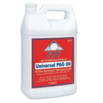 FJC PAG Oil, Universal Refrigerant Oil, with Leak Detection Dye, for R12 or R134a, Gallon Bottle