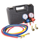 FJC Manifold Gauge Set with Case