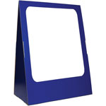 "Flipside Spiral-Bound Flip Chart Stand/Tablet Set, 24"" x 33"" x 14"", BE"