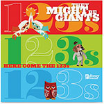 Flipside They Might Be Giants 123'S Learning CD/DVD, Ast