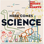 Flipside Here Comes Science CD/DVD, Ast