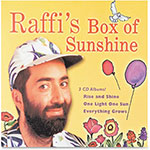 Flipside Raffis Box Of Sunshine CD Set, Ast
