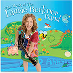 Flipside Best Of The Laurie Berkner Band CD, Ast