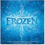 Flipside Disney Frozen CD, 32 Songs, Ast