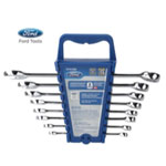 Ford Motor Company 8 Piece Combination Wrench Set, SAE