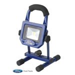 Ford Motor Company 600 Lumen Rechargeable Aluminum Worklight, 10W