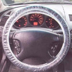FilmTech Plastic Steering Wheel Cover - 500 Qty.