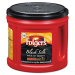 Folgers Classic Roast Coffees, 27.8oz., Black Silk