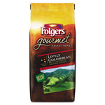 Folgers Gourmet Selections Coffee, Ground, 100% Colombian Decaf, 10oz Bag