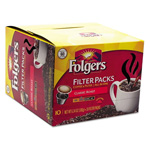 Folgers Coffee Filter Packs, Classic Roast