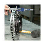 "Fowler 16"" /400 mm Extended Range Drum & Rotor Kit w/xtra Value Caliper"