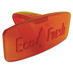 Fresh Products Eco Fresh Bowl Clip, Mango Scent, Orange, 12 per Box