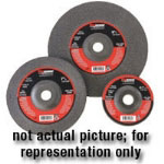 Firepower 7 in. x 1/4 in. x 5/8 in. -11NC Depressed Center Grinding Wheels, Type 27