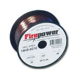 "Firepower ER70S-6 Mild Steel Welding Wire .023"" 2 lbs."