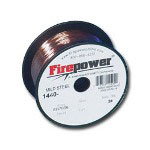 "Firepower ER70S-6 Mild Steel Welding Wire .030"" 2 lbs."