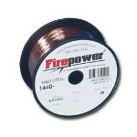 "Firepower ER70S-6 Mild Steel Welding Wire .035"" 2 lbs."