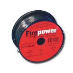"Firepower E71T-GS Flux Cored Welding Wire .030"" 2 lbs."