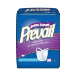 First Quality Prevail® Extra Absorbency Belted Undergarment, One Size