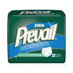 "First Quality Prevail® Protective Underwear Youth Small, 20"" -34"", 22 per Bag"