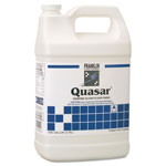 Franklin Cleaning Technology Quasar High Solids Floor Finish, Liquid, 1 gal. Bottle
