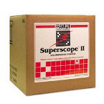 Franklin Cleaning Technology Superscope II Non-Ammoniated Floor Stripper, Liquid, 5 gal. Box