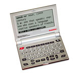 Franklin Collegiate Electronic Speaking Dictionary & Thesaurus