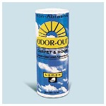 Fresh Products Odor-Out Rug & Room Deodorant in Shake Can, Lemon, 12 Ounce