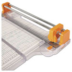 Fiskars ProCision Bypass Rotary Trimmer, 50 Sheets, Plastic, 13 x 19